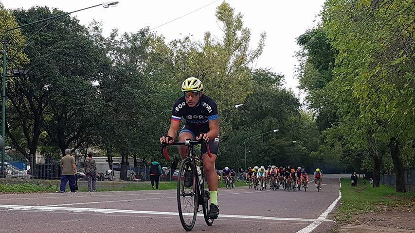 Ariel Guerra un deportista, que encontró en el ciclismo una nueva pasión