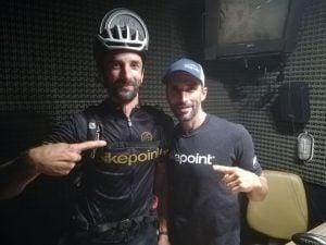 Rey y Murphy, dos ciclistas que atraviesan un buen 2018