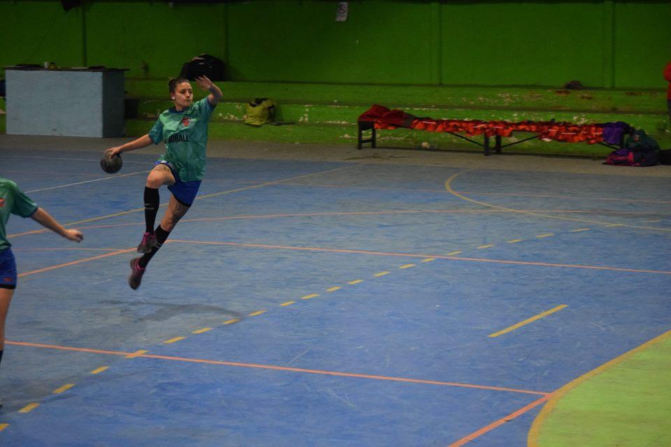 Handball: regular fin de semana para Escobar
