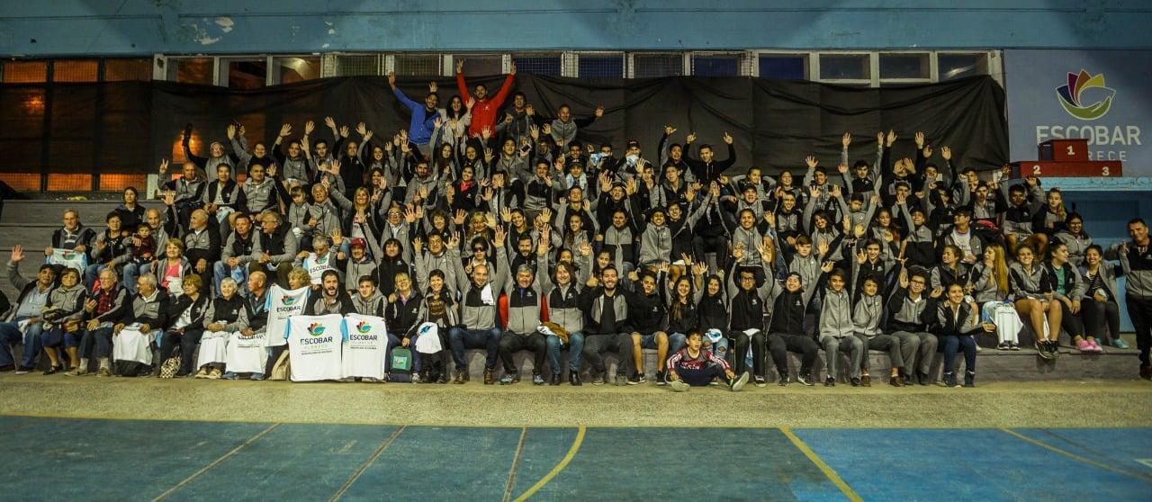 Juegos Bonaerenses: la delegación de Escobar viaja a Mar del Plata con la vara alta