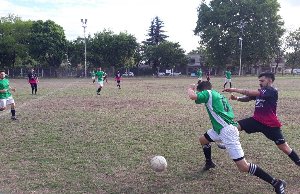 A Escobar FC se le escapó en el final
