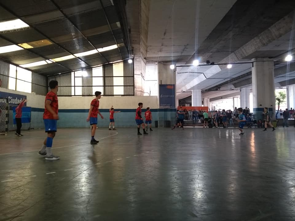 Handball: Escobar va por todo a falta de 3 fechas