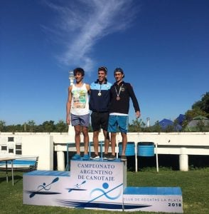 Grandes resultados del CRNBE en el Campeonato de Velocidad