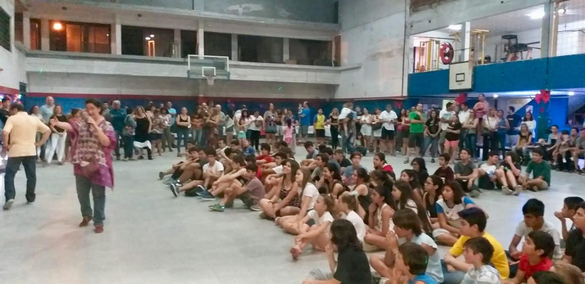 Arenal cerró el 2018 con su fiesta del deporte