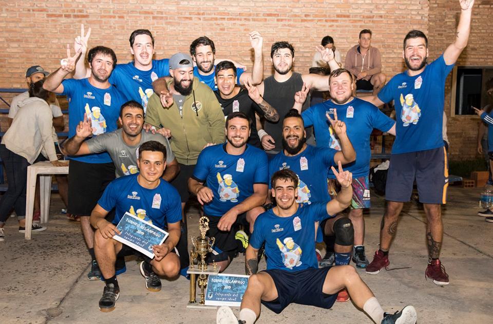 Handball: gran presencia escobarense en el torneo relámpago de Campana