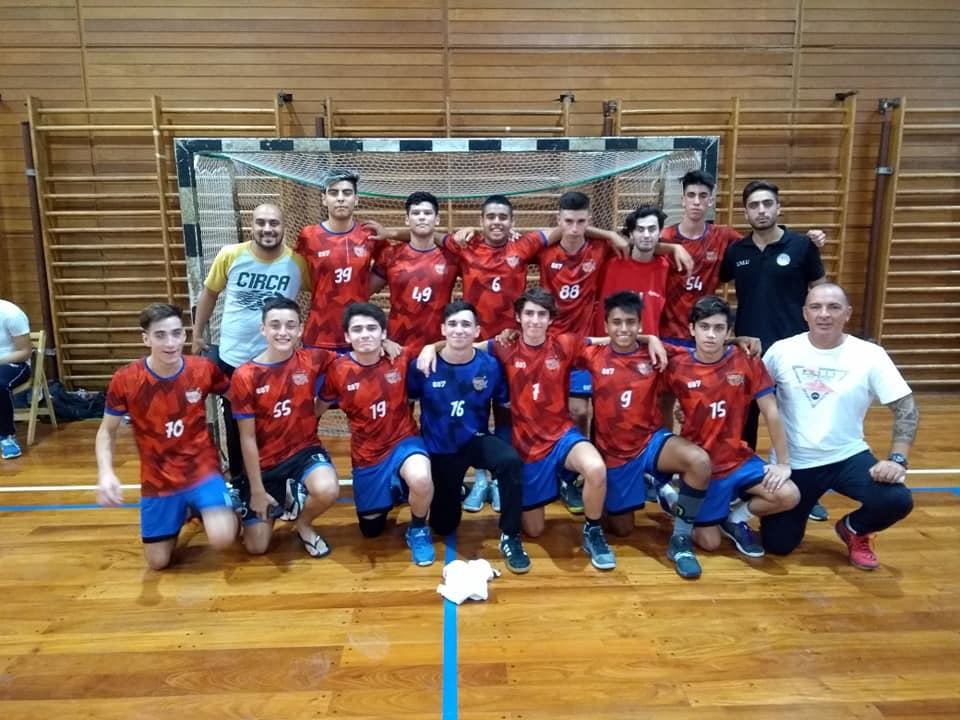 Handball: comienzo de temporada oficial para las dos ramas