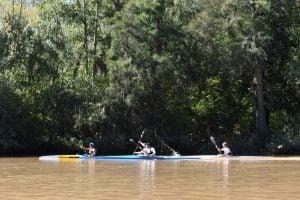 Iván Masbach ganó la Vuelta al río Carabelas 2019
