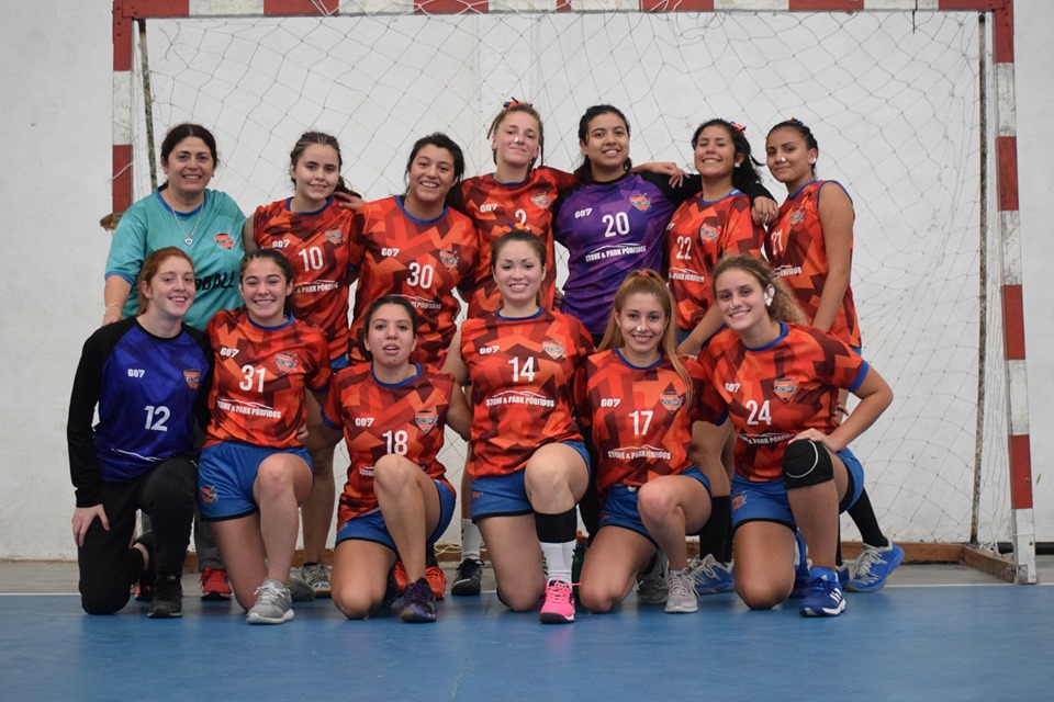 Handball: regular fin de semana en mayores e inferiores