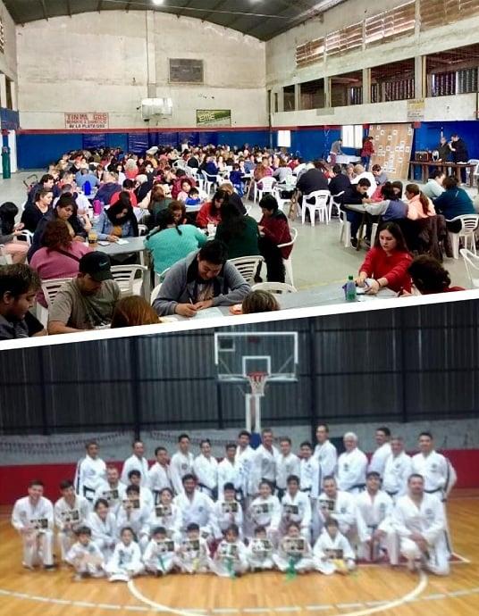 Arenal tuvo una gran actividad en lo social