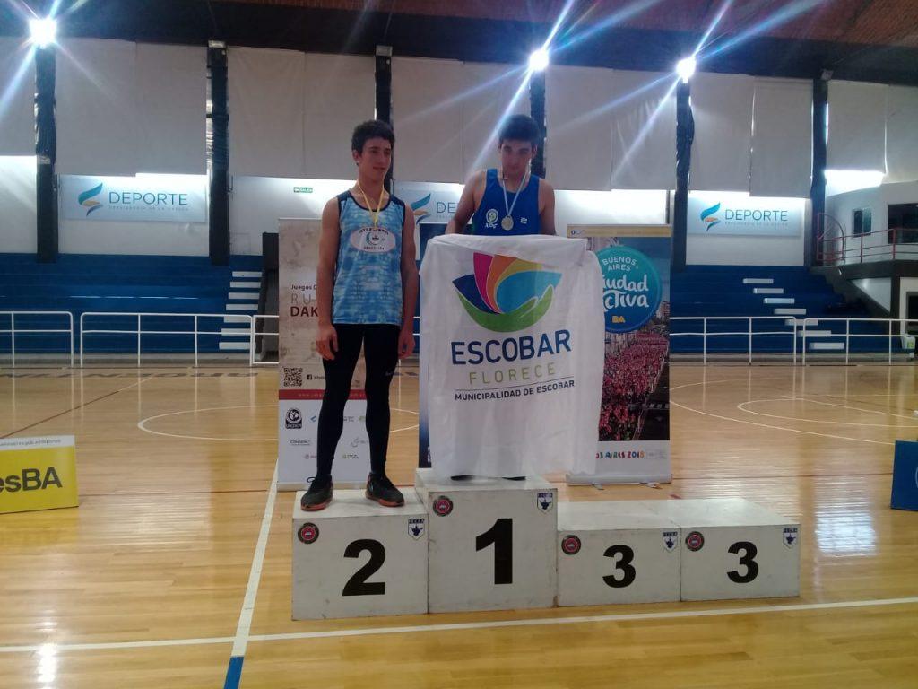 Otro gran fin de semana para la Escuela de Atletismo de Escobar