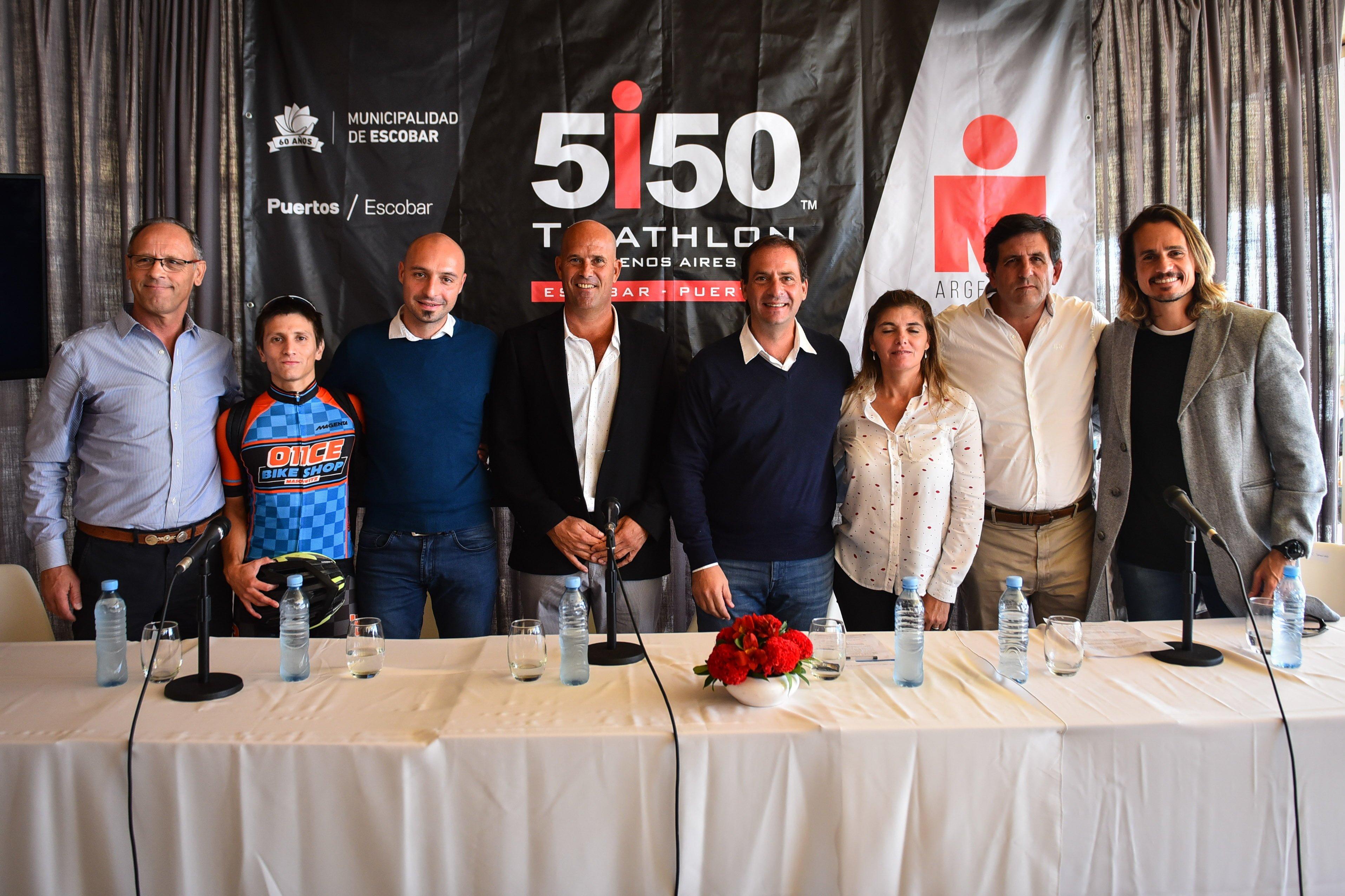 Organizarán un Ironman en Puertos
