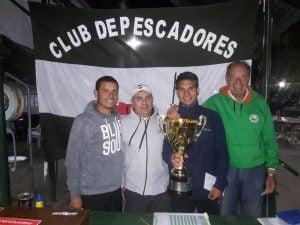 Intensa actividad en el inicio del año para el club de Pescadores de Escobar