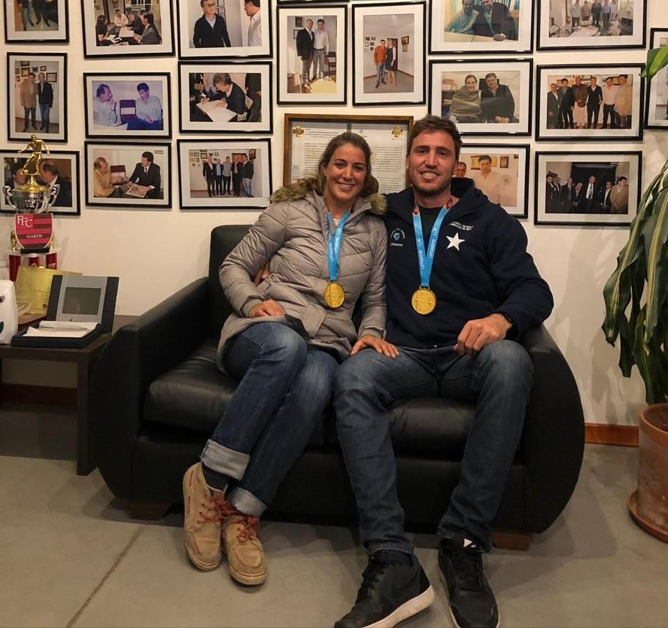 """Lucia Falasca: """"traerme una medalla de bronce fue algo único"""""""