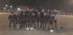 Atlético Escobar goleó en el clásico a Colectividad Boliviana