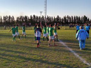 Colectividad Boliviana le ganó a un rival directo por la permanencia