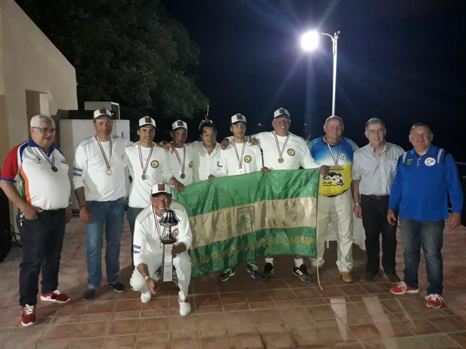 Club de Pescadores obtuvo el 4° puesto en la Copa Hermandad en Paraguay