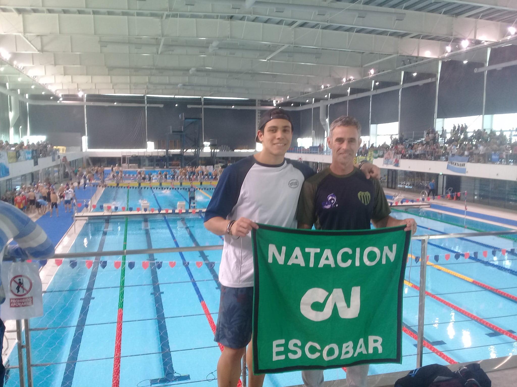 Sebastián Chaparro campeón y Verónica Schrock subcampeona nacional