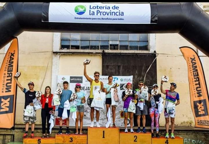 Importante participación de ANDAMIO en el triatlón de Baradero