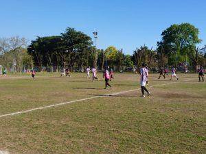 Atlético Escobar logró una victoria que vale oro