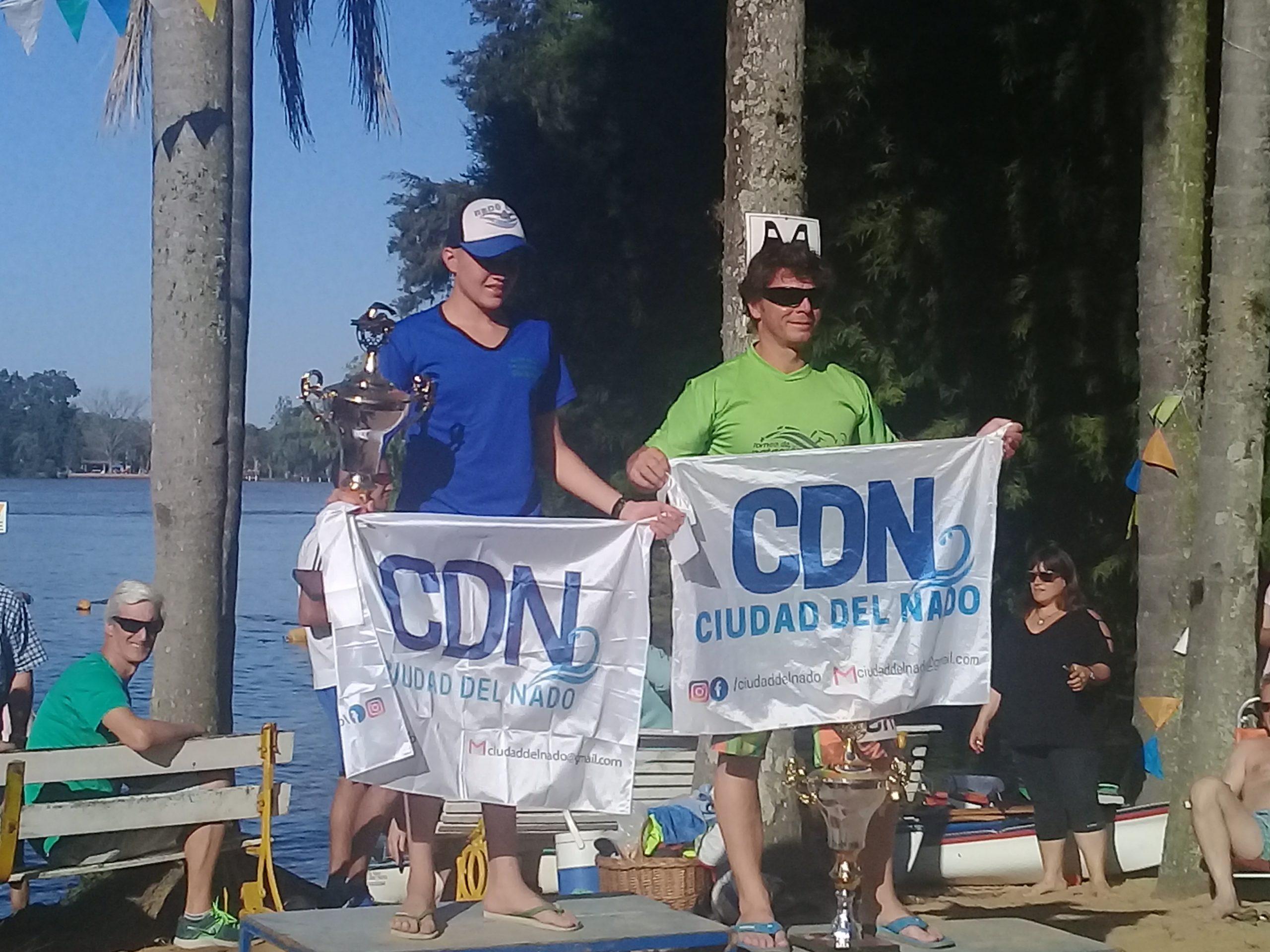 La 5ta edición del Maratón Acuático de Escobar fue un éxito total