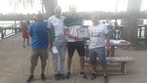 Lucas Vaira fue el  ganador del ranking 2019   del Club de Pescadores