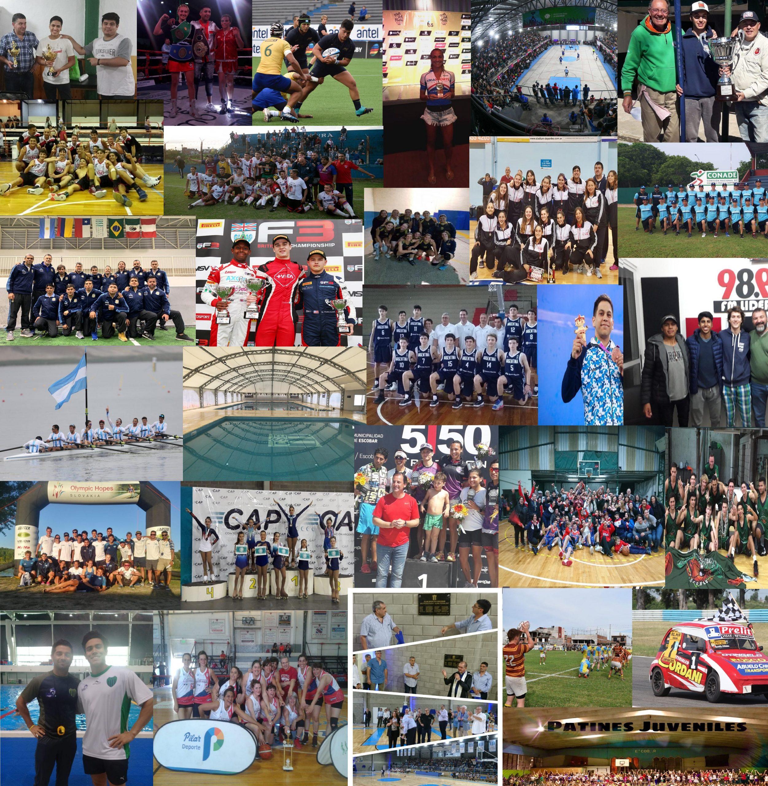 Lo que dejó el 2019 en materia deportiva
