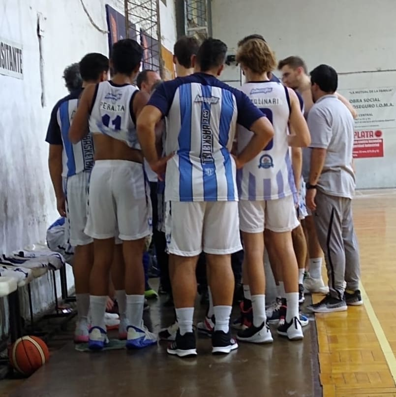 Sportivo Escobar buscará bajar a Pergamino Basket