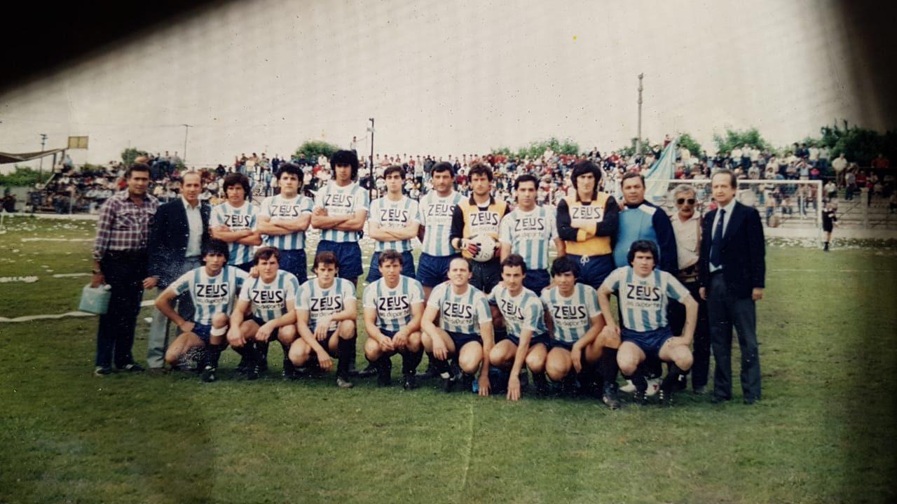 Gustavo Rizzo, un goleador que dejó su sello en la Liga Escobarense