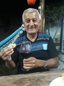 """Omar """"Cepillo"""" Zatti, un ícono de la defensa de Villa Vallier"""