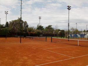 Comienza una nueva etapa para el Tenis de Sportivo Escobar