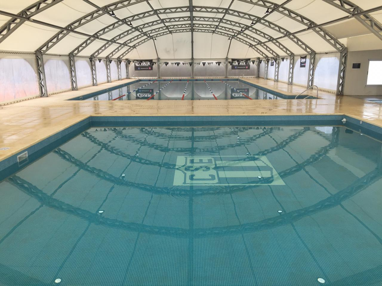Regresa la natación al Club Sportivo Escobar