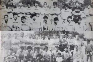 El recuerdo del bicampeonato de Sportivo 1988-1989