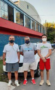 Asturiano, Mendoza y Reyes las caras nuevas en Arenal