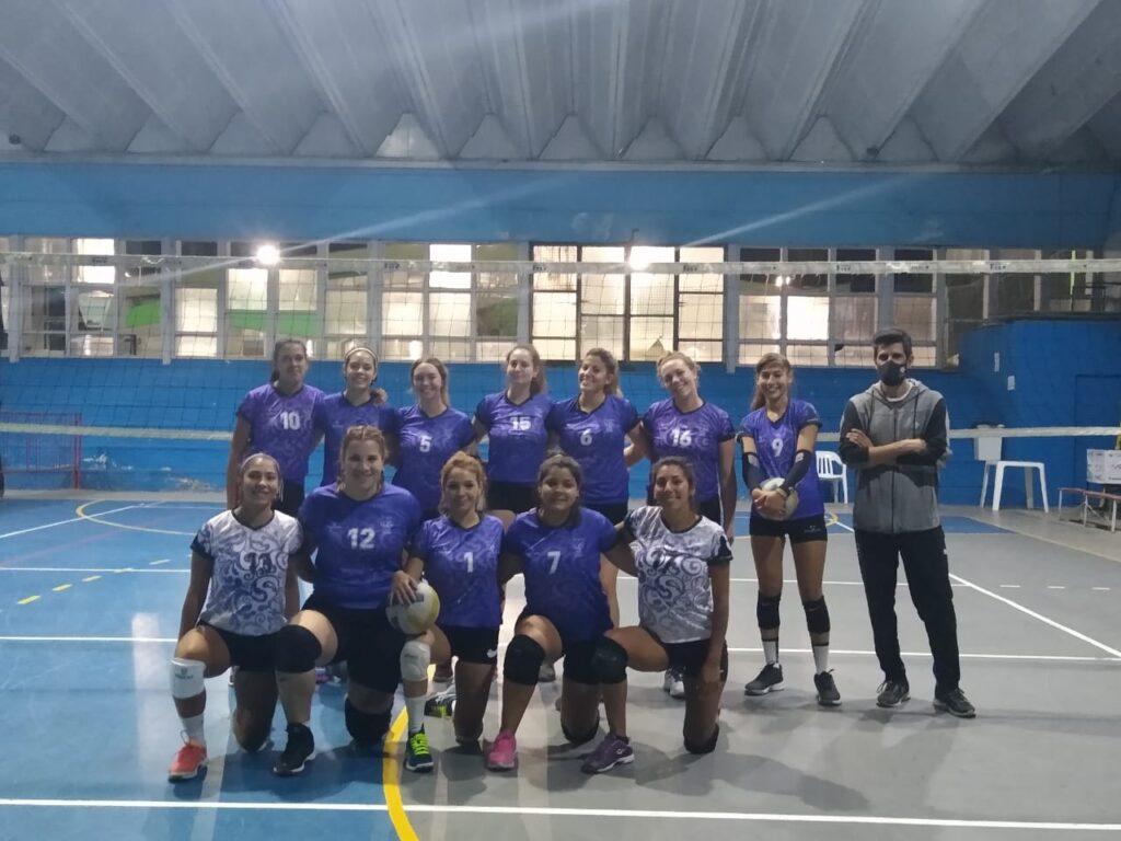 Italiano comenzó el Torneo Metropolitano ganando en mayores e inferiores damas