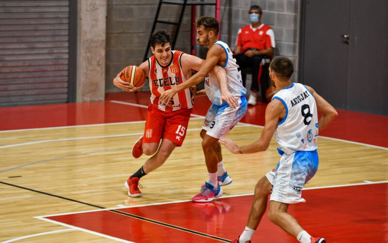 Zarate Basket gano de visitante y es puntero junto a Pergamino