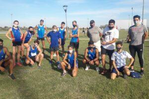 Tres atletas de Escobar se consagraron campeones metropolitanos U20