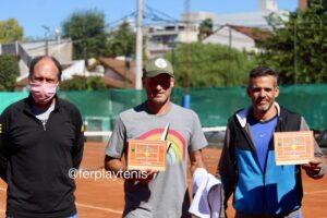 Finalizo el Torneo G3 de Tenis en Independiente