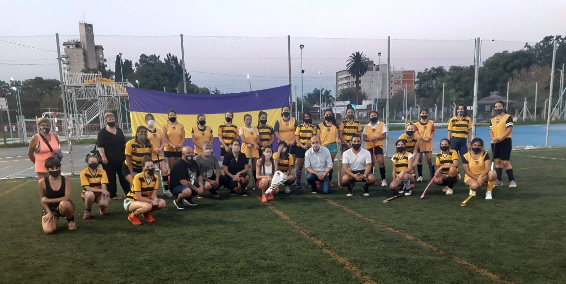 Escobar Hockey Club ya es formalmente un Club