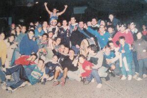 Se cumplen 20 años del ascenso de Sportivo Escobar que estremeció a la ciudad