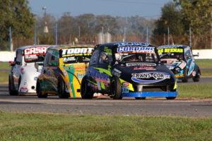 Se corrió en  La Plata el GP con pilotos invitados