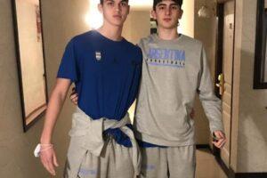 Giovannetti y Bocca integran la selección  Argentina que  jugara el FIBA Américas U16