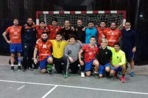 Intensa actividad de Handball Escobar el fin de semana