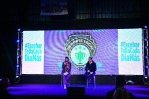 Ariel Sujarchuk anunció el lanzamiento del Fondo Municipal de Promoción del Deporte Local 2021