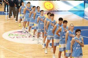 Argentina se consagro subcampeón en el FIBA U16 Américas