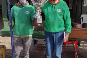 """Julián Domenech gano la """"Copa Aniversario"""" del club de Pescadores"""