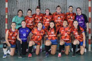 Handball Escobar sumo varios triunfos en inferiores damas y caballeros