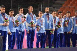 Los Murciélagos ganaron la medalla de Plata en los Paralímpicos y son el orgullo argentino