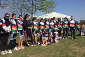 La Escuela de Patín Carrera fue campeona nacional en Mar del Plata