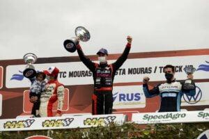 Marcos Quijada tras el triunfo en La Plata acaricia el campeonato