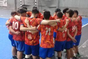 Fin de semana mezquino para Handball Escobar